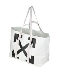 Off-White c/o Virgil Abloh Multicolor New Commercial Tote