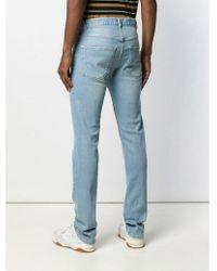 Isabel Marant Blue Denim Jeans for men