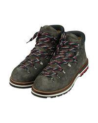 Moncler Black Peak Boots for men