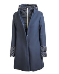 Herno Blue Coats