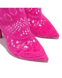 Casadei Pink Blade