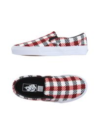 Vans | White Low-tops & Trainers for Men | Lyst