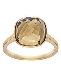 Swarovski Metallic Dot Ring