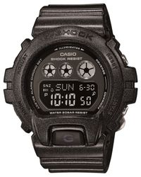 G-Shock - Black Womens S-series Standard Digital Gmds6900sm-1 - Lyst