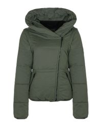 Bench Green Outlandish Wadded Quilted Winter Jacket