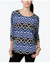 Alfani | Blue Only At Macy's | Lyst