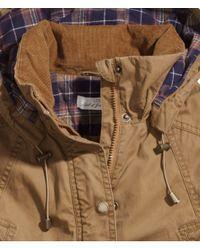 H&M Natural Waxed Jacket