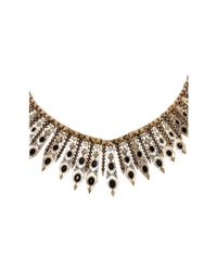 House of Harlow 1960 - Black Gypsy Feather Necklace - Lyst