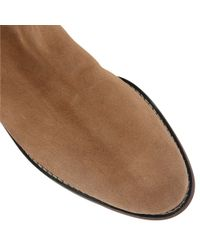 Lotus - Natural Burton Slip On Casual Chelsea Boots for Men - Lyst
