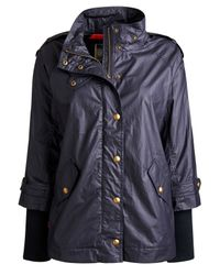 Joules Blue Diana Coat