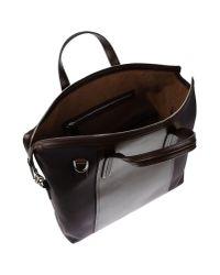 Mismo Brown Handbag for men