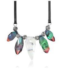 Jil Sander - Multicolor Rock Women'S Necklace - Lyst
