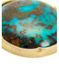 Irene Neuwirth - Blue Ceremonial Turquoise Bracelet - Lyst