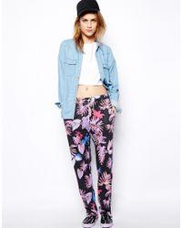PUMA Multicolor Tropical Trousers