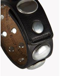 DSquared² - Metallic Studs Armlet for Men - Lyst