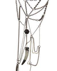 Beth Orduna - Metallic Spinel Necklace - Lyst