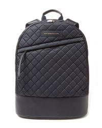 Want Les Essentiels De La Vie - Blue Navy Kastrup Backpack for Men - Lyst