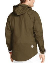 Ralph Lauren Green Polo Rlx Ripstop Windbreaker for men