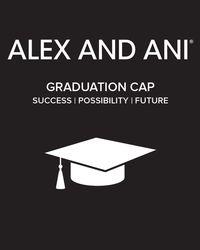 ALEX AND ANI   Gold 2015 Graduation Cap Expandable Wire Bracelet   Lyst