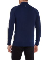 Duck and Cover - Blue Dynamo Crew Neck Knitwear for Men - Lyst