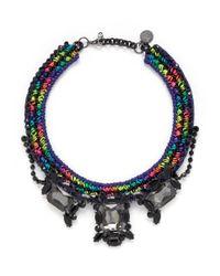 Venessa Arizaga | Multicolor 'kaleidoscope' Necklace | Lyst