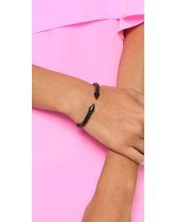 Vita Fede Mini Titan Bracelet Matte Black