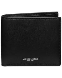 Michael Kors | Black Bryant Billfold for Men | Lyst