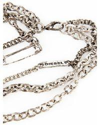 DIESEL | Metallic Abalias | Lyst