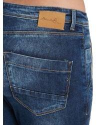 Blend She - Blue Bright Galia Slim Jeans - Lyst