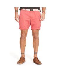 Denim & Supply Ralph Lauren - Pink Surplus Chino Short for Men - Lyst