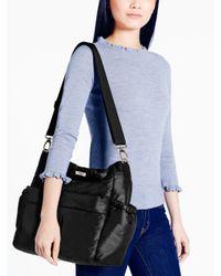 Kate Spade | Black Holland Walk Adamson Baby Bag | Lyst