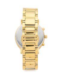 kate spade new york - Metallic Gramercy Watch - Gold - Lyst