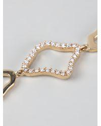 Kimberly Mcdonald | Metallic Geode Outline Bracelet | Lyst