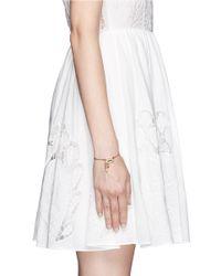 Lulu Frost Metallic Panoptes Bracelet