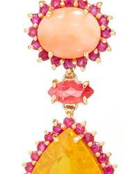 Sharon Khazzam | Multicolor Carmella Eardrops | Lyst