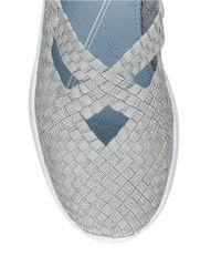 Easy Spirit   Metallic Quest Sneakers   Lyst
