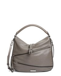 Marc By Marc Jacobs | Gray 'serpentine' Hobo | Lyst