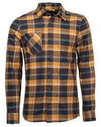 Volcom | Brown Pablo Shirt for Men | Lyst
