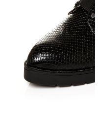 Moda In Pelle Black Elardo Low Casual Shoes