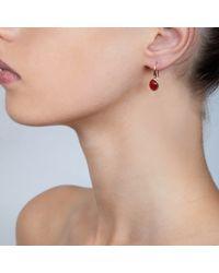 Astley Clarke | Red Cadenza Drop Earrings | Lyst