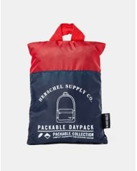 Herschel Supply Co. - Blue Supply Co. Packable Daypack - Multi for Men - Lyst