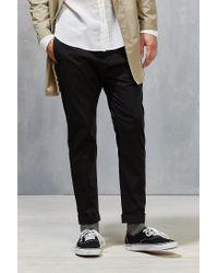 Zanerobe Black High Street Chino Pant for men