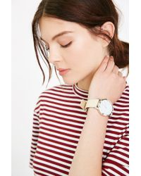 Urban Outfitters | White Modern Watch | Lyst