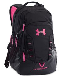 Under Armour - Black Storm Recruit Backpack - Lyst