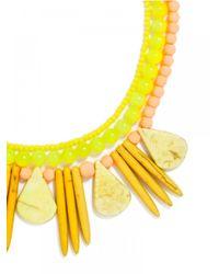 BaubleBar | Yellow Citron Bib | Lyst