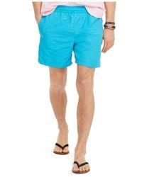 Polo Ralph Lauren | Blue Hawaiian Swim Boxers for Men | Lyst