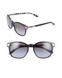 Oakley - Blue 'ringer' 54mm Sunglasses - Lyst