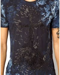 Elvis Jesus - Blue Tshirt Pretty Vacant for Men - Lyst