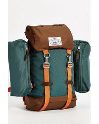 Poler Green The Rucksack Backpack for men