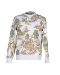 Penfield | Green Sweatshirt | Lyst